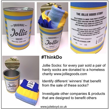 Jollie Goods socks copy