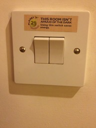 Eco light switch