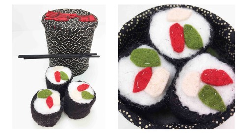 Sushi playfood