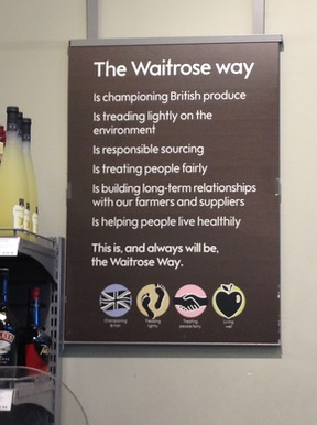the Waitrose Way2996